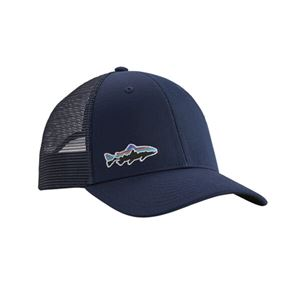 Patagonia Small Fitz Roy Fish LoPro Trucker Hat Sale On Select Colors