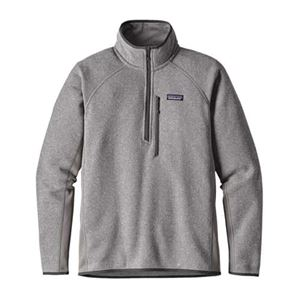Patagonia Men's Performance Better Sweater 1/4 Zip Closeout Sale Select Colors