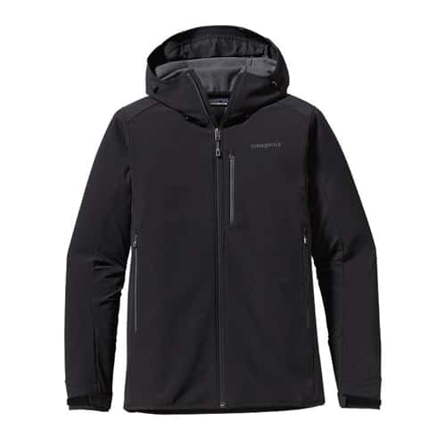Patagonia Men's Adze Hybrid Hoody Medium Forge Grey Closeout Sale