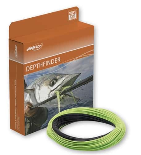 AirFlo Standard Depth Finder Fly Line