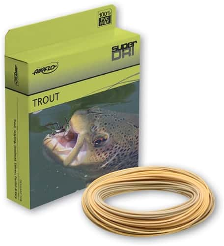 AirFlo Super Dri Elite Fly Line