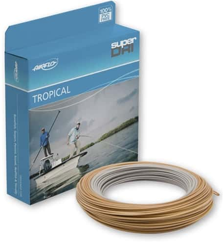 AirFlo Super Dri Tropical Bonefish Fly Line