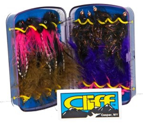 Cliff Outdoors Articulator Fly Box
