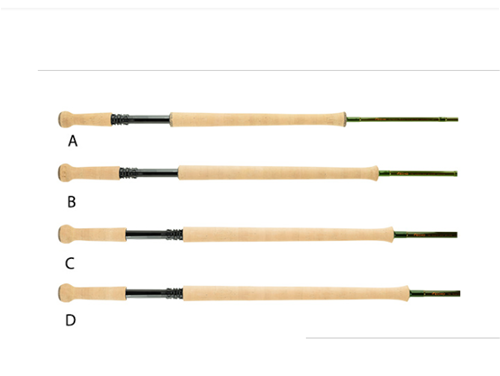 Echo TR Double Handed Spey Rods