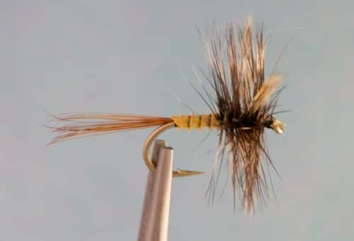 March Brown Dun Eastern Closeout Sale ($4.50 / Half Dozen)