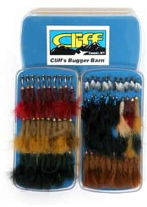 Cliff Outdoors Bugger Barn Fly Box