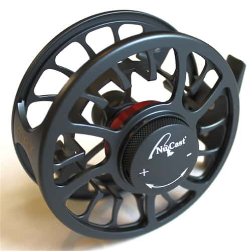 NuCast Max Fly Fishing Reel Fly Line Included
