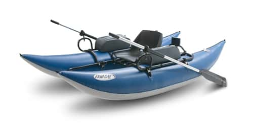 outcast fish cat 9-1r pontoon boat
