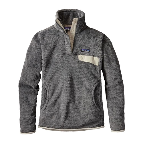 Patagonia Women's Re-Tool Snap-T Pullover Fall 2018