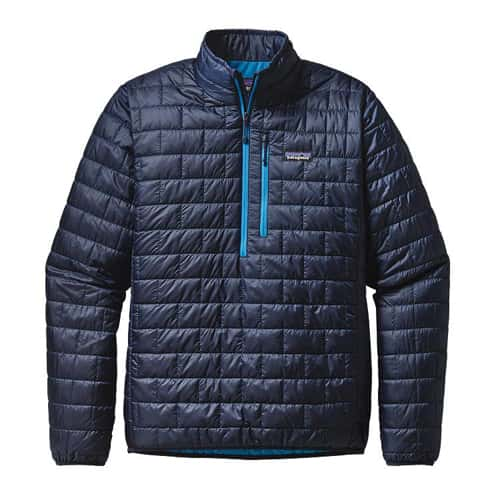 Patagonia Men's Nano Puff Pullover Closeout Sale