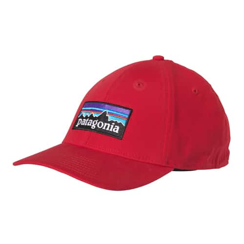 Patagonia P-6 Logo Stretch Fit Hat Closeout Sale