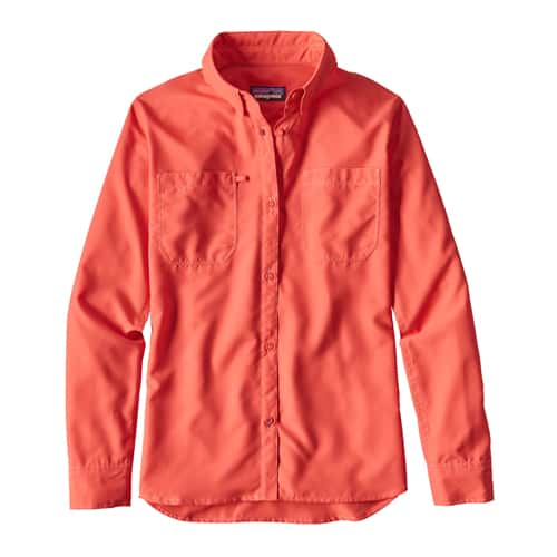 Patagonia Women's Long Sleeved Sol Patrol Closeout Sale
