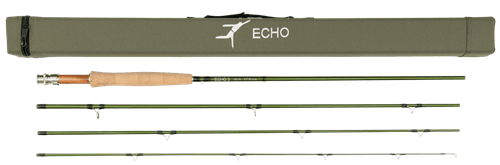 Echo 3 Fly Rods - Freshwater