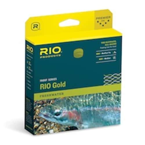 Rio Gold Trout Series Fly Line