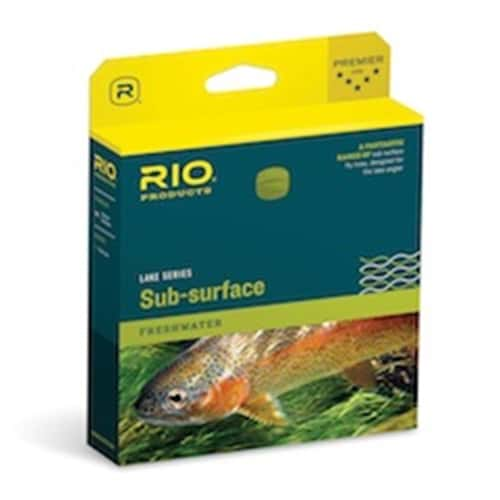 Rio Aqualux Intermediate Fly Line