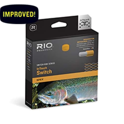 Rio InTouch Switch Chucker Line