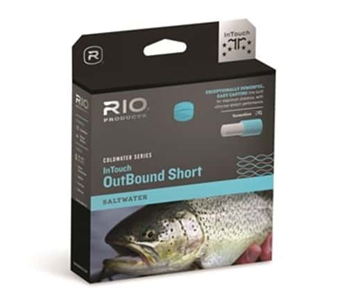 Rio Coldwater InTouch Outbound Short Fly Line Closeout Sale