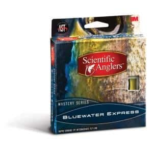 Scientific Anglers Mastery Bluewater Express Fly Line