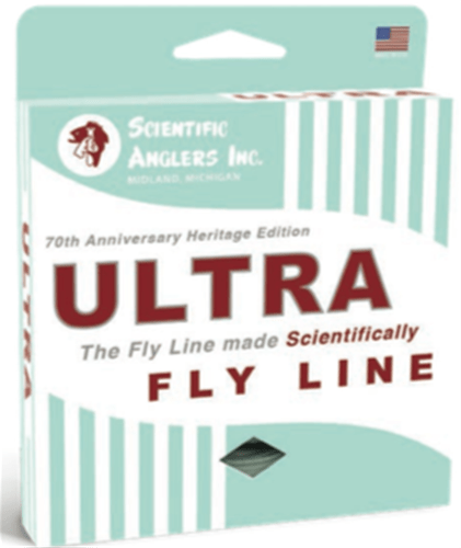 Scientific Anglers Heritage Ultra Presentation Fly Line