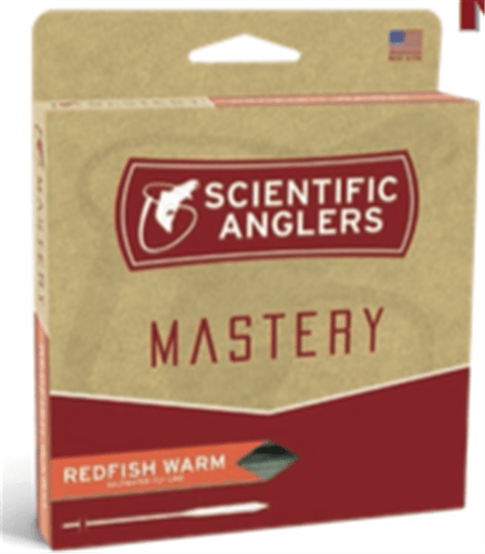 Scientific Anglers Mastery Redfish Warm Fly Line