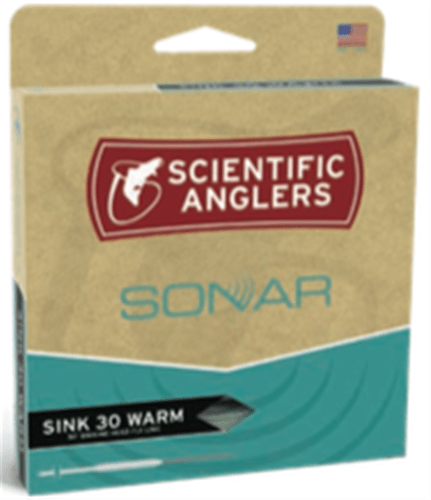 Scientific Anglers Sonar Sink 30 Warm