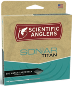 Scientific Anglers Sonar Titan Big Water Taper Max Sink