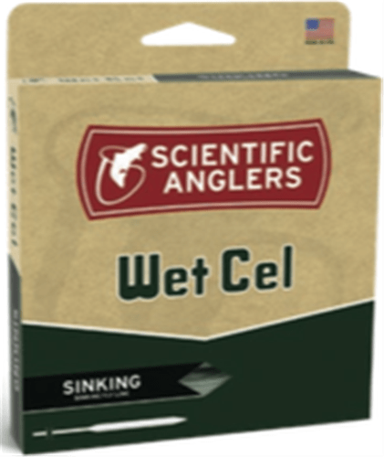 Scientific Anglers WetCel Sinking Fly Line