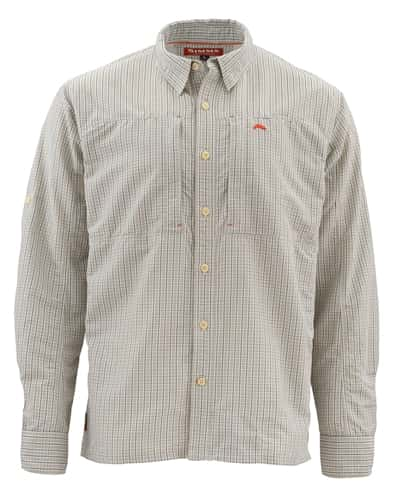 Simms BugStopper Longsleeve Shirt Plaid