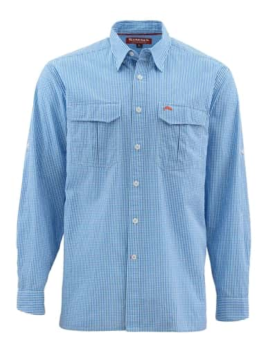 Simms Transit Long Sleeve Shirt