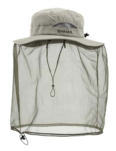 Simms Bugstopper Net Sombrero Closeout Sale