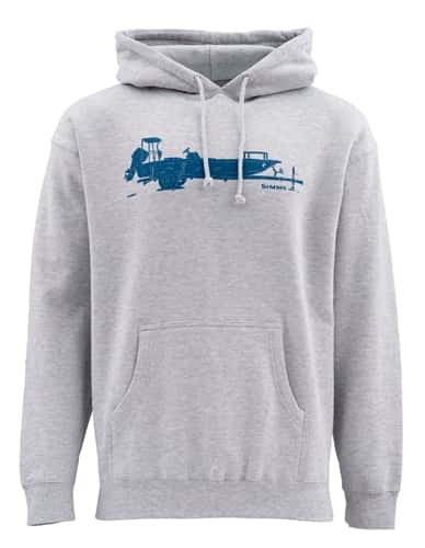 Simms Skiff  Hoody Closeout Sale