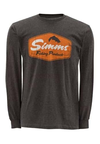 Simms Fishing Products Long Sleeve T-Shirt