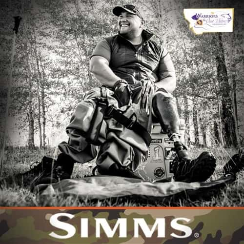 Simms Men's G3 Guide Fly Fishing Waders WQW
