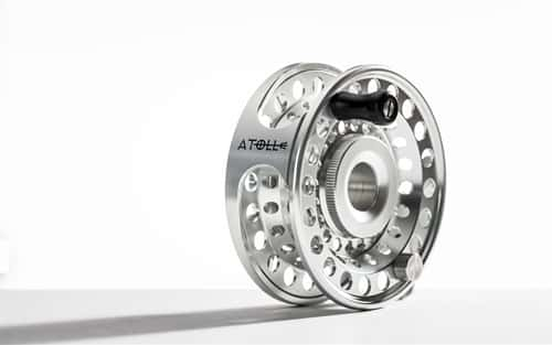 TFO Atoll Fly Reels Fly Line Included