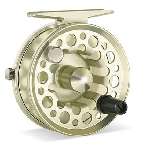 Tibor Fly Reels: Light CL Fly Reel (Fly Line Included)