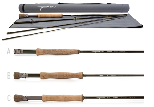 Temple Fork Outfitters Axiom II Fly Rod