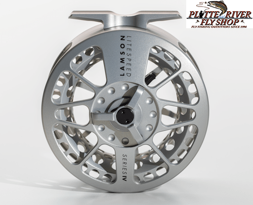 Waterworks Lamson Litespeed Hard Alox Series IV Fly Reel