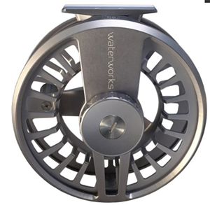 Waterworks Lamson Cobalt Reel With Fly Line