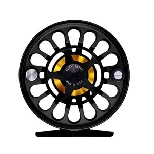 BAUER RX FLY REEL FLY LINE INCLUDED