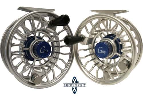 Galvan Grip Series Reel Fly Line Included