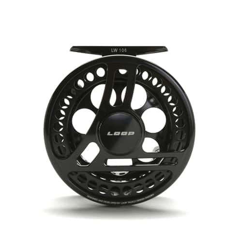 loop evotec heavy drag fly reel