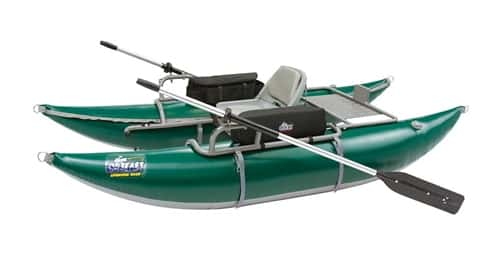 outcast pac 800 pontoon boat