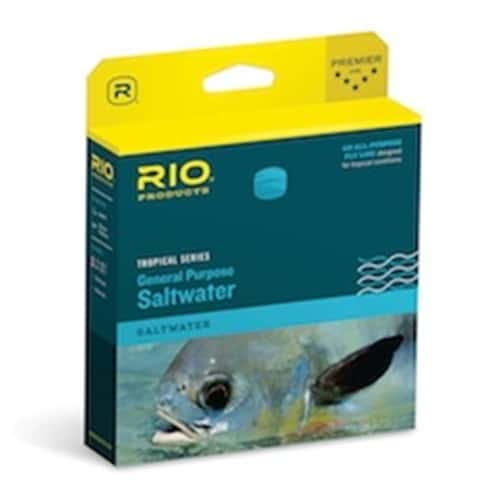 Rio General Purpose Saltwater Tropical I/I Fly Line