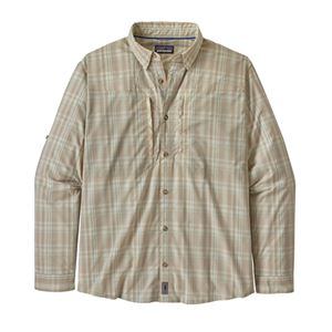 Patagonia Men's Long Sleeved Sun Stretch Shirt Sale On Select Colors