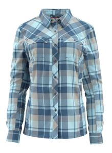 Simms Women's Wool Blend Flannel Bargain Sale