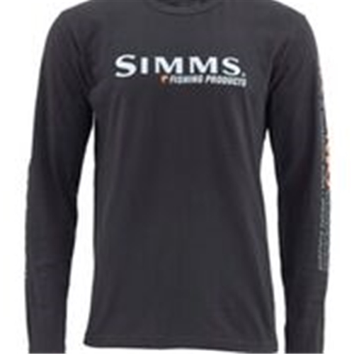Simms Fast Bass Long Sleeved T-Shirt Closeout Sale