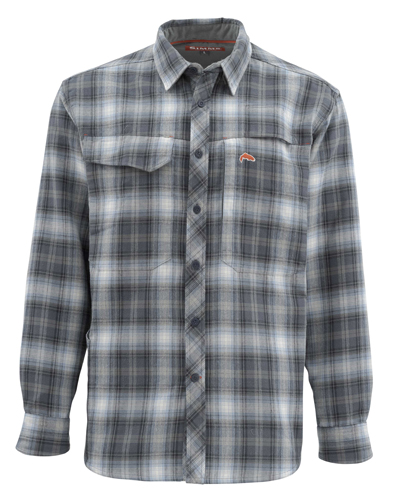 Simms Guide Flannel Long Sleeve Shirt