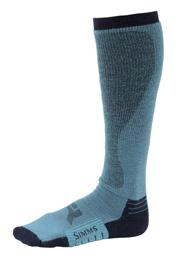 Simms Women's Guide Midweight OTC Sock