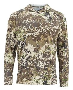 Simms Camo Solarflex Hoody Print Closeout Sale on Select Colors