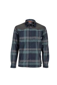 Simms Black's Ford Flannel Longsleeve Shirt